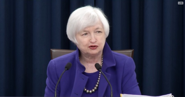 Janet Yellen: Delaying interest rate hikes