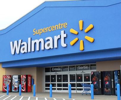 Walmart sube: bate expectativas de beneficios pese a vender menos