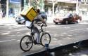 ep montandobicicleta bicicletas empresa glovo