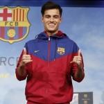 ep nuevo jugadorfc barcelona philippe coutinho