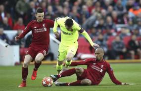 ep football - uefa champions league - 12 final - liverpool v fc barcelona