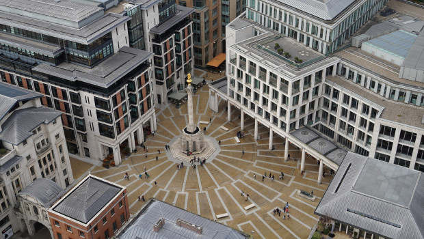 London Stock Exchange, markets, traders, trading, City, shares
