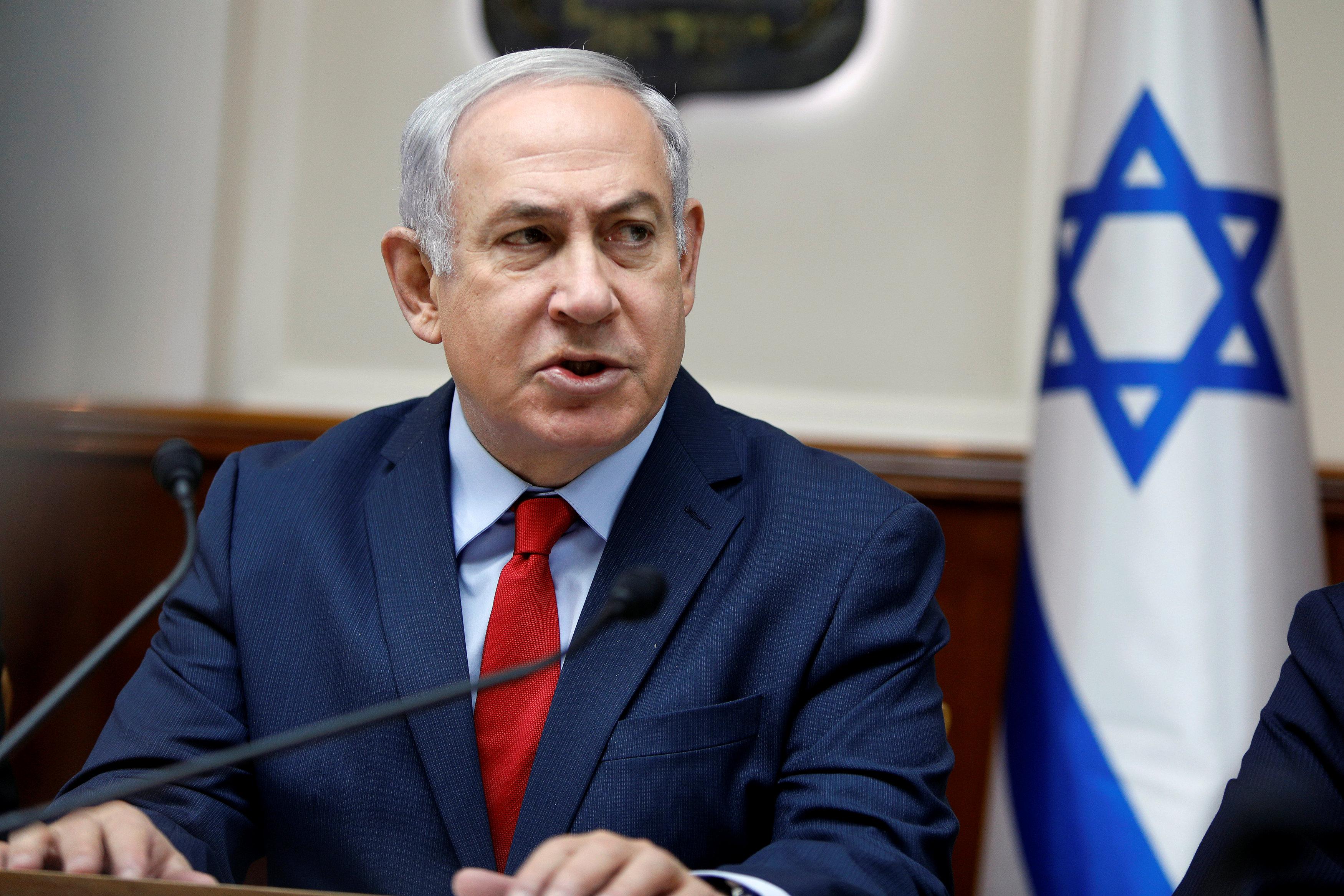 benjamin-netanyahu-encourage-les-manifestants-en-iran