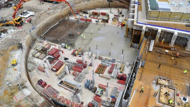 berkeley group housebuilding construction