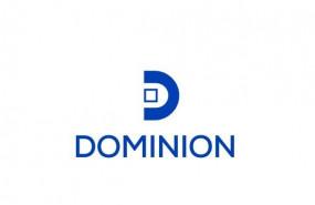 ep logotipo de dominion