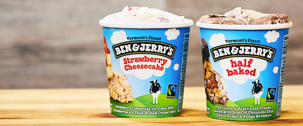 unilever ben and jerry
