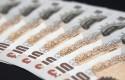 cash money sterling pound