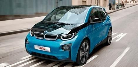 econom a motor avis incorpora el el ctrico bmw i3 a su flota bolsaman. Black Bedroom Furniture Sets. Home Design Ideas