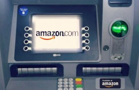 cajero banco amazon
