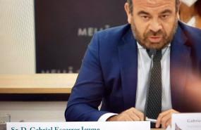 ep gabriel escarrer jaume vicepresidente ejecutivo y consejero delegado de melia hotels