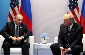 vladimir putin and donald trump at the 2017 g-20 hamburg summit 9-560x346