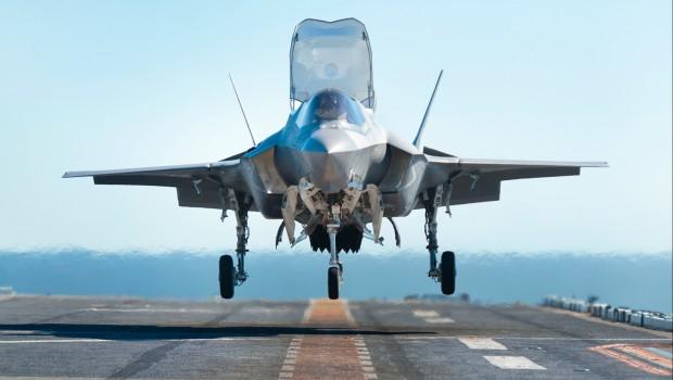 Lockheed Martin F35-B Joint Strike Fighter, Rolls-Royce, BAE Systems, aerospace, defence