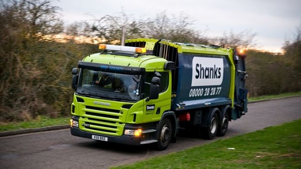 Shanks, waste management, recycling