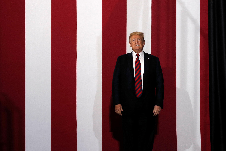Trump prueba su mandato en las elecciones de medio término