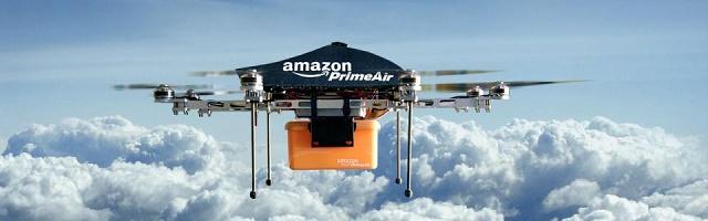 amazon drone portada
