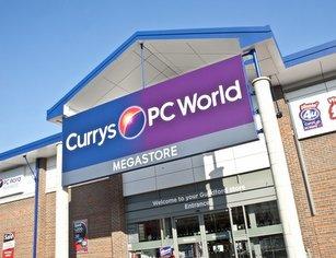 Dixons Carphone, Currys, PC World, retail, 285