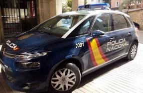 ep coche patrullala policia nacional
