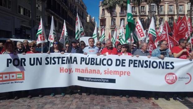 ep pensiones ccoo ugt reclaman sostenibilidadsistema publico pensionistas