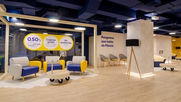 Pibank abre oficinas en madrid barcelona valencia y zaragoza bolsaman - Oficinas de endesa en barcelona ...