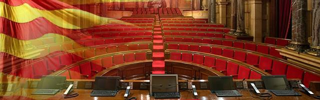 parlamento cataluna portada