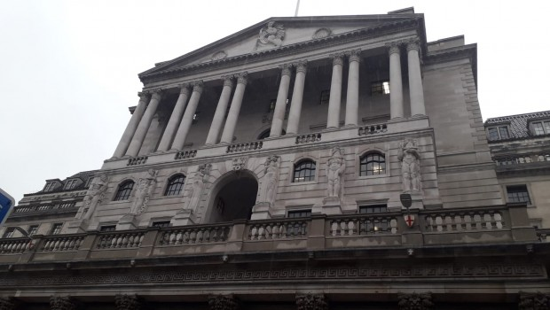 bank of england 1 november