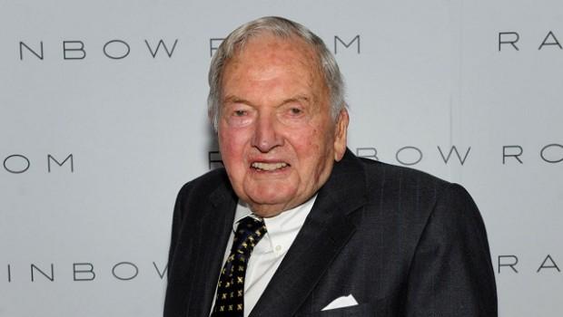 David Rockefeller muere a los 101 años de edad
