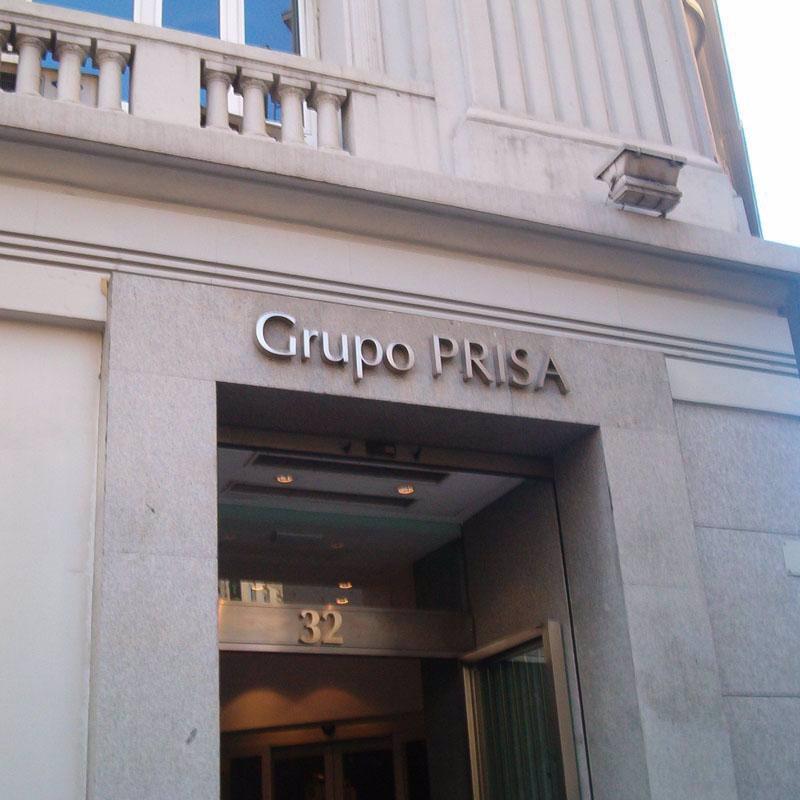 HSBC pone a la venta el 5% del capital de Grupo Prisa