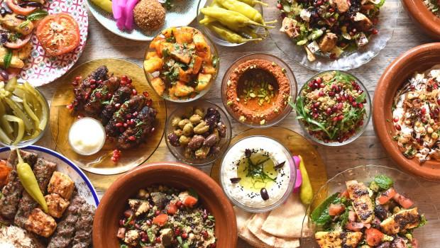 comptoir libanais lebanese food northafrican
