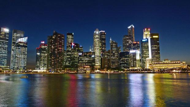 dl singapore city skyline night asia finance pixabay