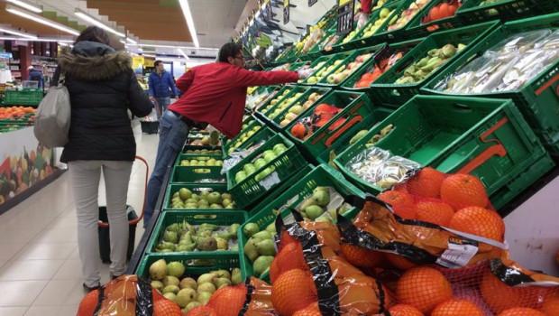 ep archivo - precios ipc inflacion consumo frutas naranjas compra compras comprar comprando