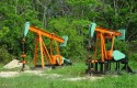 Nodding donkeys, pump-jacks, oil & gas, drilling