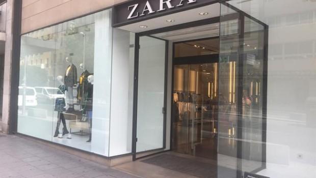 ep zara inditex roba moda aparador botiga