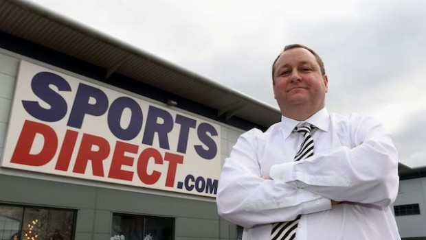 Sports Direct escalates Debenhams issues