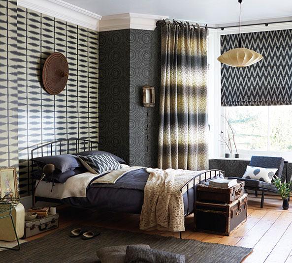 walker greenbank interior luxury wallpaper