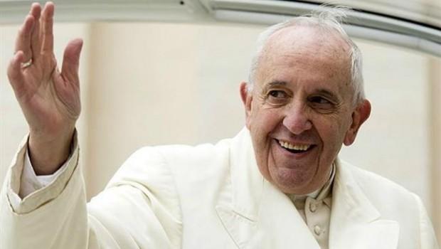 el papa francisco en una fotografia de su cuenta de instagram