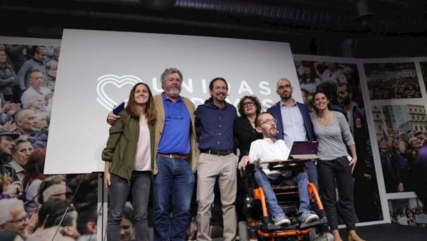 10N.- Iglesias quiere un Podemos fuerte tras las generales para evitar un gobierno de PP y PSOE