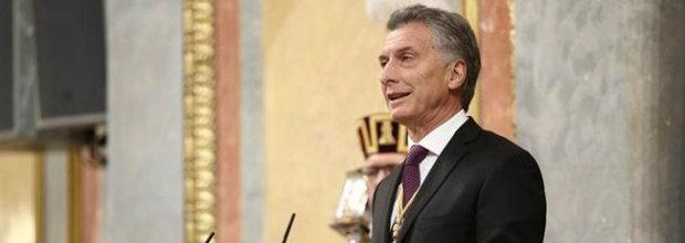 macri argentina portada