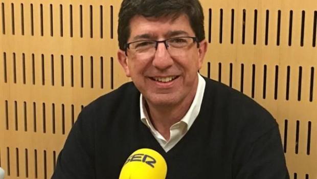 ep juan marin enentrevista radiofonicalas elecciones andaluzas