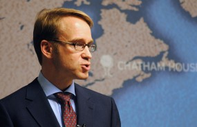 jens weidmann  president of the deutsche bundesbank