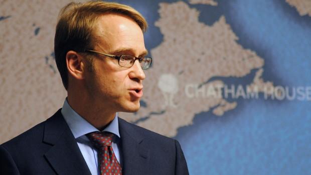 jens weidmann  president of the deutsche bundesbank