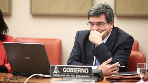 ep el ministro de inclusion seguridad social y migraciones jose luis escriva comparece en comision