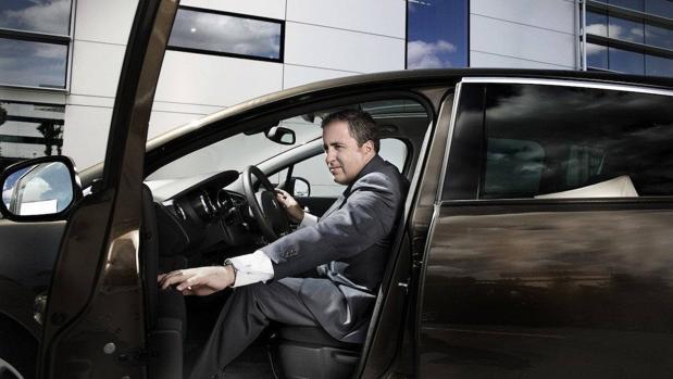 coche empresa