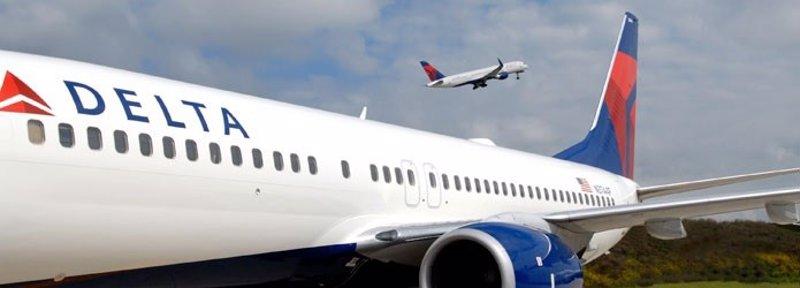 ep archivo - avion de delta airlines