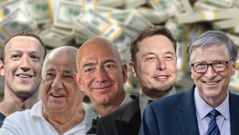 Los multimillonarios que más han ganado y perdido en 2018, según Forbes - Bolsamanía.com