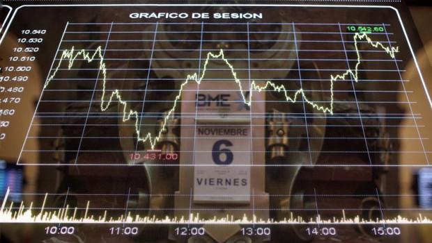 ep valores de la bolsa de madrid espana a 6 de noviembre de 2020 el ibex 35 mantenia un descenso del 20201221122203
