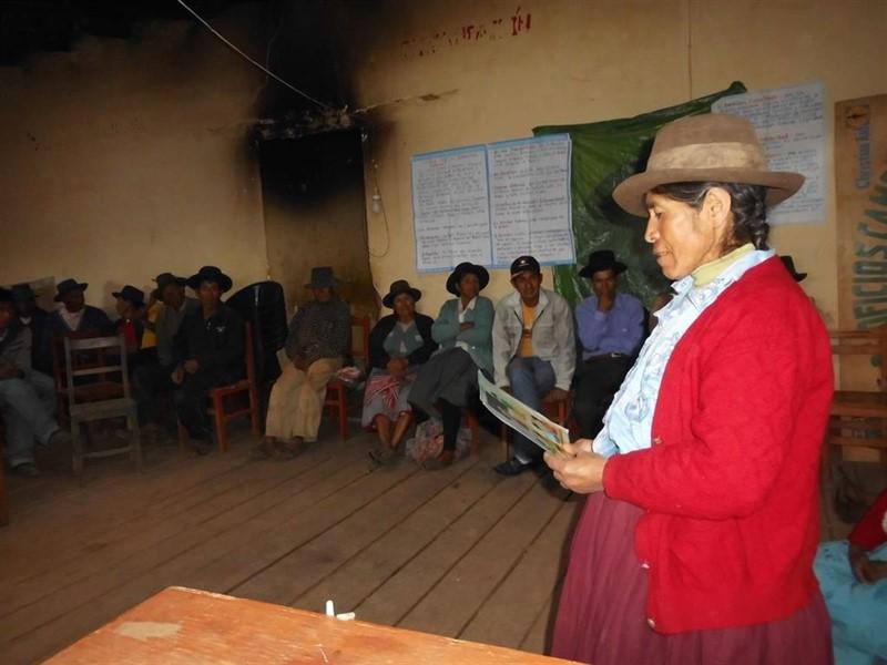 ep campesinos peruanos