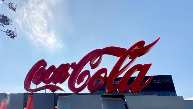 ep logotipo de coca-cola