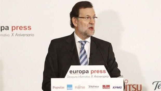 RajoyEuropaPress