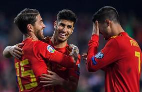 ep futboleurocopa- grupo f espana liderasueciamalta que vuelveganar 13 anos despues