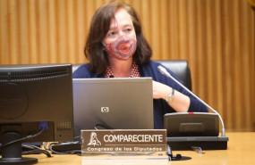 ep archivo - la presidenta de la airef cristina herrero comparece ante el congreso